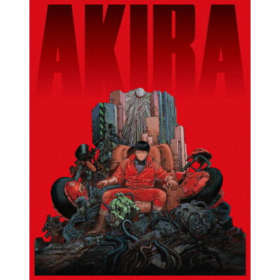 AKIRA 4Kリマスターセット(4K ULTRA HD Blu-ray&Blu-ray Disc2枚組)(特装限定版)/BCQA-0009