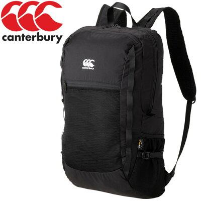 カンタベリー canterbury ラグビー デイパック DAY PACK ブラック AB09216 19