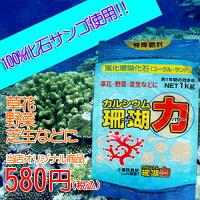 カルシウム珊瑚力(サンゴパワー 1kg