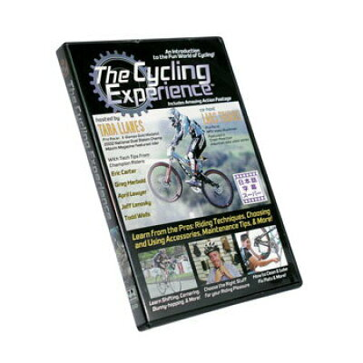 FINISH LINEフィニッシュライン ACZ11200 サイクリング エクスペリエンス DVD ACZ11200