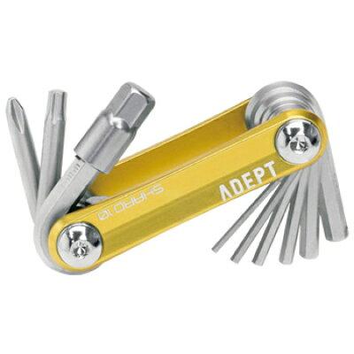 ADEPT/アデプト ミニツール シャード 10 ゴールド AD51900032