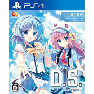 D.S. -Dal Segno(ダルセーニョ)-/PS4/PLJM16068/D 17才以上対象