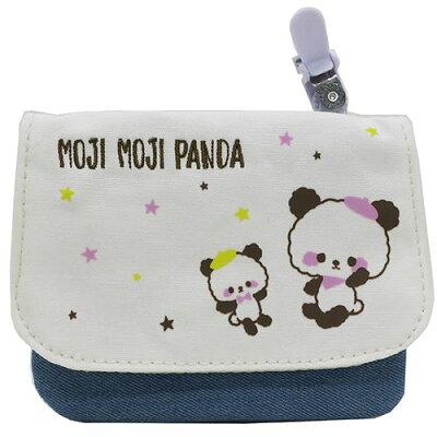 もじもじぱんだ ポシェットポケット MOJI MOJI PANDA 306805