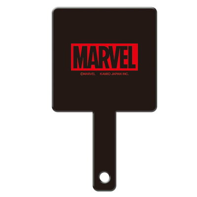 マーベル 手持ちミラー ロゴ 49733