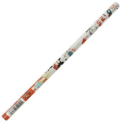 クラックス ツムツムT鉛筆2B 50940