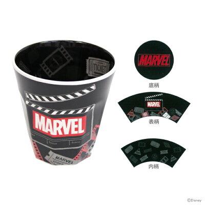 マーベル キャラクターメラミンカップ MARVEL 515306