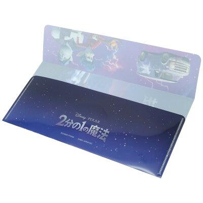 2分の1の魔法 ミニファイル チケットホルダー Aタイプ ディズニー クラックス