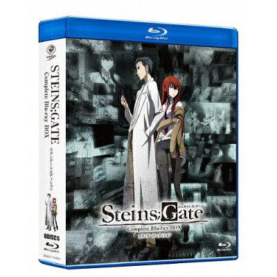 STEINS;GATE コンプリート Blu-ray BOX スタンダードエディション/Blu-ray Disc/ZMAZ-11993