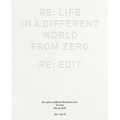 Re:ゼロから始める異世界生活 新編集版 Blu-ray BOX/Blu-ray Disc/ZMAZ-13991