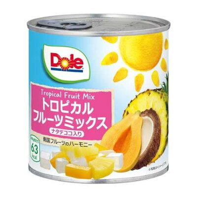 ドール トロピカルフルーツミックス ナタデココ入り 430g