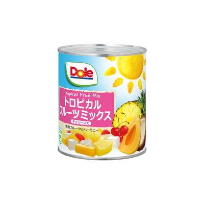 ドール トロピカルフルーツミックス ナタデココ入り 2号缶 822g