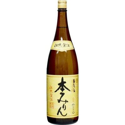 白扇酒造 福来純 伝統製法 熟成本みりん(1800ml)