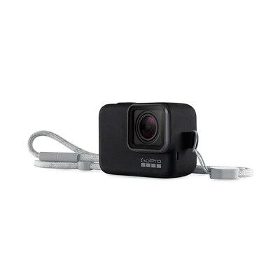 GoPro ACSST-001 スリーブ + ランヤード ブラック 2018年6月22日発売