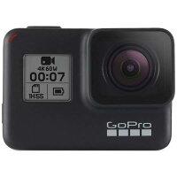 GOPRO マイクロSD対応 4Kムービー ウェアラブルカメラ GoPro ゴープロ HERO7 ブラック CHDHX-701-FW