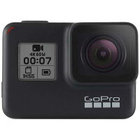 GOPRO CHDHX-701-FW アクションカメラ GoPro(ゴープロ) HERO7 Black 4K対応 /防水