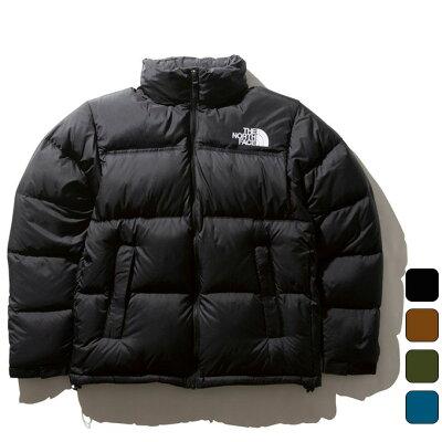 ノースフェイス THE NORTH FACE メンズ アウター ヌプシジャケット Nuptse Jacket K/ブラック ND91841