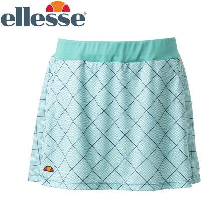 エレッセ Ellesse テニスウェア レディース SS プラクティススカート P EW28307-SC