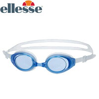 エレッセ ellesse シリコンゴムゴーグル ES91651 LB ライトブルー
