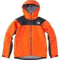 ノースフェイス THE NORTH FACE メンズ アウター クライム ライト ジャケット Climb Light Jacket PO/ペルシャンオレンジ×ブラック NP11503
