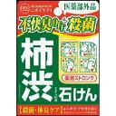 柿渋エキス配合石鹸 デオタニング 薬用ストロングソープ 100g