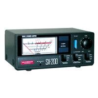ダイヤモンド SX-200 SWR・パワー計1.8〜200MHz SX200