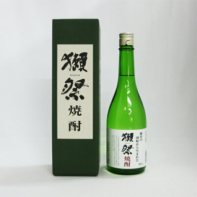 獺祭 乙類39° 酒粕焼酎 720ml