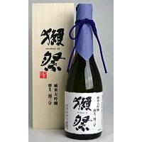 獺祭 純米大吟醸 磨き二割三分 木箱入り 720ml