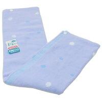 Piece Collect 枕カバー まくらタオル ソフトドット パープル ナスト-コーポレーション 約75×65cm ピロータオル 寝具グッズ