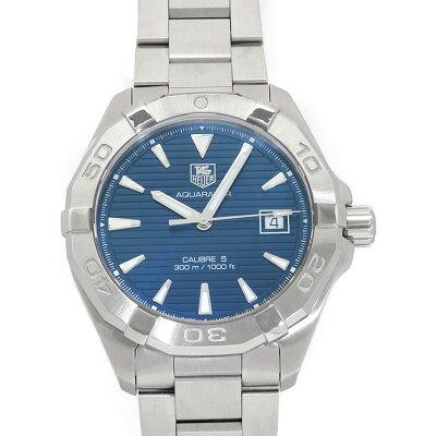 タグ・ホイヤー TAG Heuer アクアレーサー 〔ブルー メンズ〕 WAY2112.BA0928 腕時計
