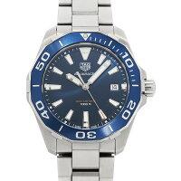 タグ・ホイヤー TAG Heuer アクアレーサー 〔ブルー メンズ〕 WAY111C.BA0928 腕時計