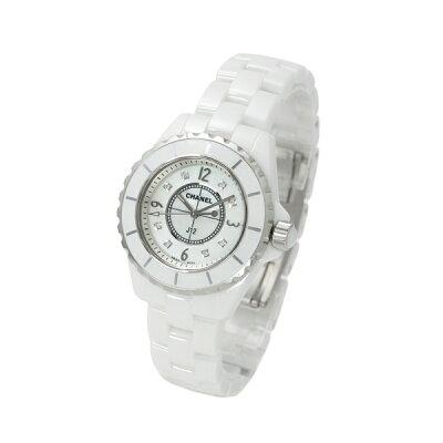 シャネル J12 〔ホワイト レディース〕 H2422 腕時計
