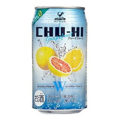 神戸居留地 チューハイ グレープフルーツ糖類ゼロ 缶 350X24