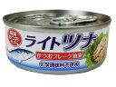 富永貿易 かつおフレーク缶詰 80g