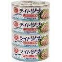 かつおフレーク缶詰(80g*4コ*12セット)