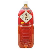神戸茶房 麦茶(2L*6本入)