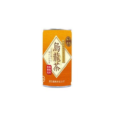 富永貿易 神戸茶房烏龍茶185g缶