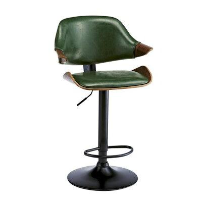 BAR Chair バーチェア KNC-J2900 グリーン