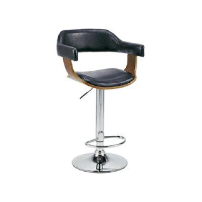 カウンター チェア バーチェアレザー 椅子 イス シック 高さ調整 KNC-J1080MT
