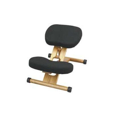 木製 座面高さ調整可/キャスター付き