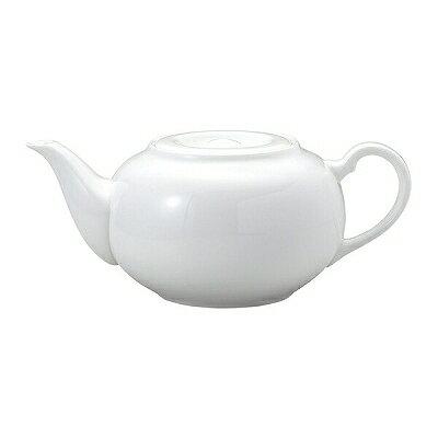 NARUMI ホワイト 中国茶ポット 1060cc 9000-4337