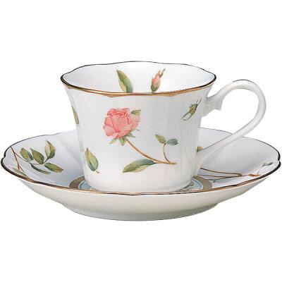 ナルミ ロージーレーン 50494-20876 コーヒーカップ&ソーサー