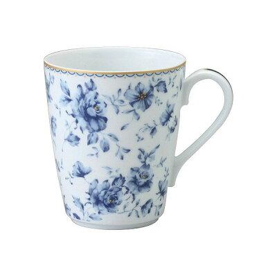 ナルミ マグカップ(ブルーフラワー)
