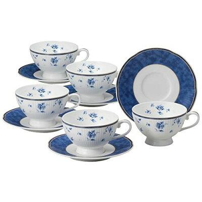 ナルミ シャンソネット 5客碗皿