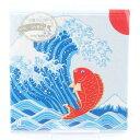 フロンティア ペーパーナプキン PNK 041 大漁旗 富士山と鯛