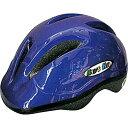 エフエスジャパン FS-JAPAN KIDSヘルメット CH-2 50-54cm メタリックブルー 08315