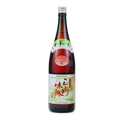 三州味醂(有機原材料使用)(1800ml)