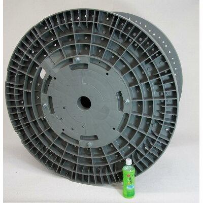 岐阜プラスチック (PL7-3)リス 電線ドラムPL73 グレ