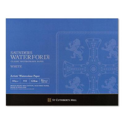 ホルベイン ウォーターF水彩紙 プロックF6