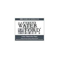 ホルベイン 画材 ウォーターフォードブロック ホワイト 荒目 EHBR-F6