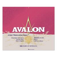 アヴァロン 水彩紙 ブロック AVB-F8